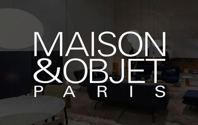 Salon Maison et objet,Septembre 2017, Paris