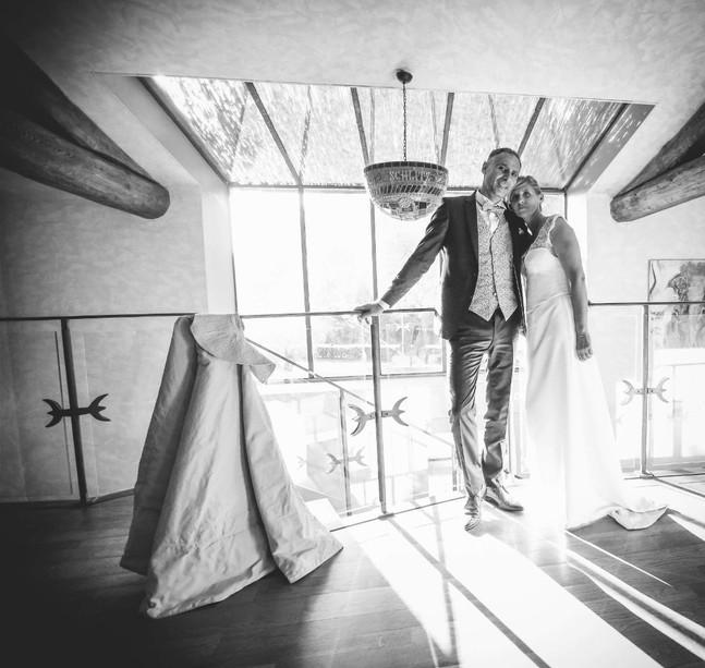 création robe de mariée à l'atelier de Zézé & Lili