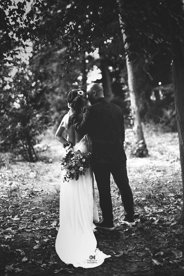 Robe de mariée sur mesure à l'Atelier de Zeze & Lili