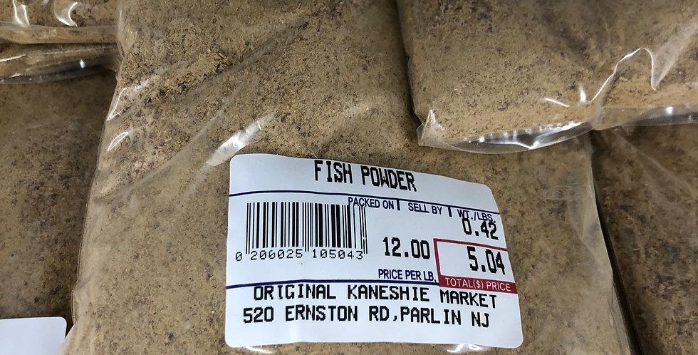 Fish Powder