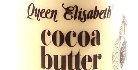Queen Elizabeth Cocoa Butter Cream 500ml