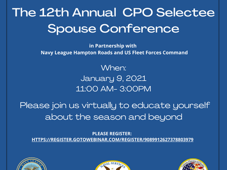 CPO Selectee Spouse Conference