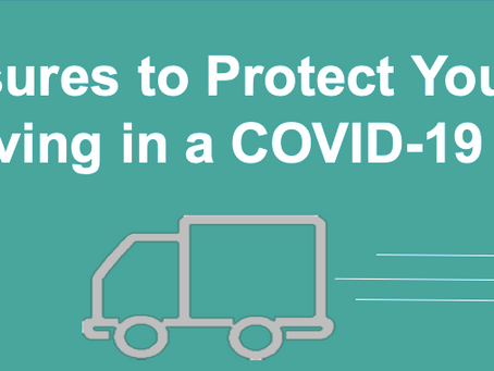 5 Measures to Protect Your Health While Moving in a COVID-19 Environment