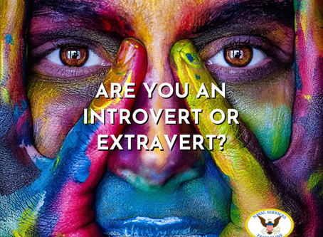 Introvert or Extravert