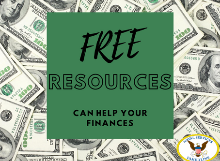 Free Resources Can Help Your Finances