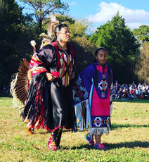 Chickahominy Dancers