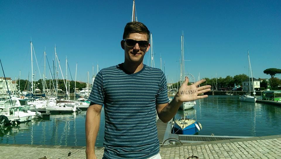 Son Zoltan in La Rochelle, France!