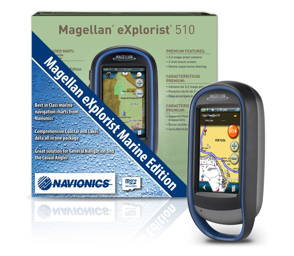 Magellan eXplorist510