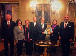 Türkiye Cumhuriyeti Viyana Büyükelçisi S