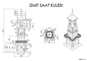 Clock tower maquette with size.jpg