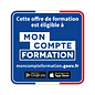 Eligible CPF Mon compte formation