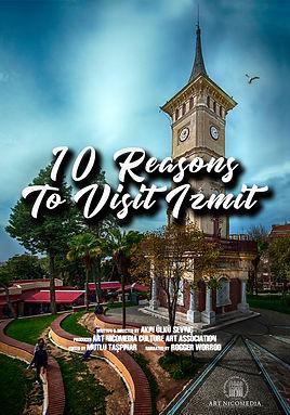 10 Reasons To Visit Izmit poster - EN.jp