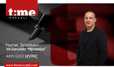Time Kocaeli - Akın Ülkü Sevinç cover -