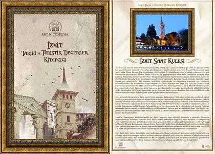 İzmit tarihi ve turistik değerler kitapç