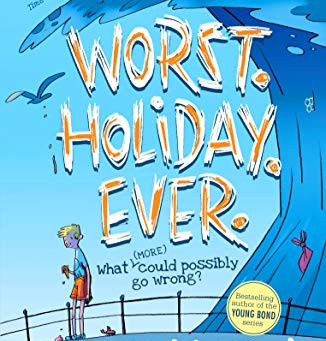 Worst. Holiday.Ever = Funniest. Book.This.June