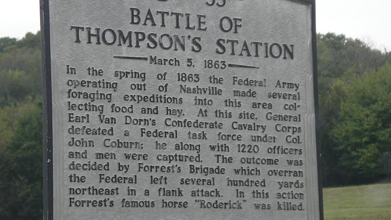 Thompson Station