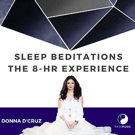 8 hour sleep beditations
