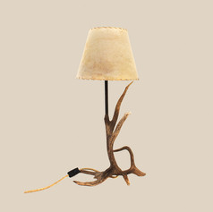 Lámpara sobremesa Ciervo Colorado