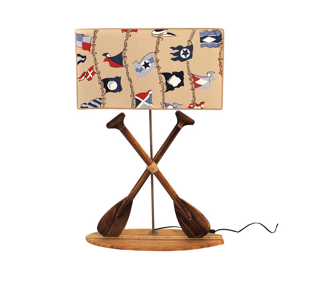 Lámpara de sobremesa Paddle