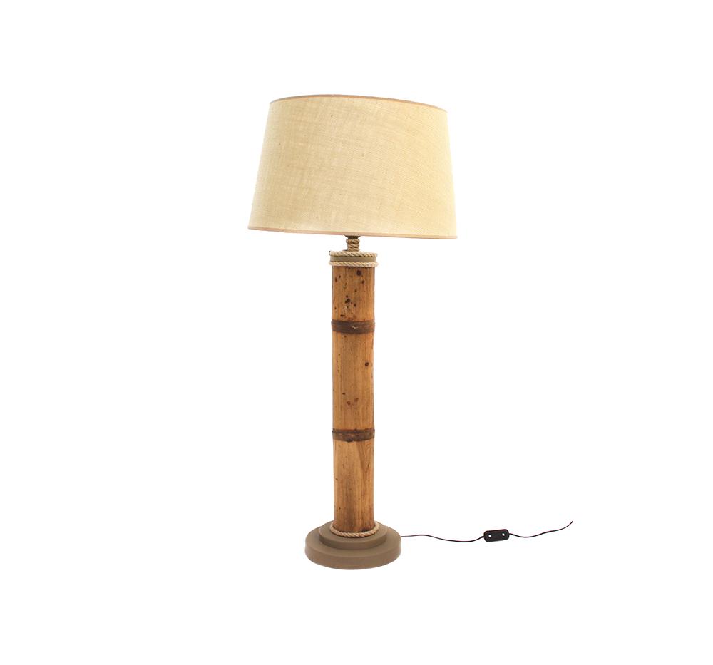 Lámpara de sobremesa Bambu