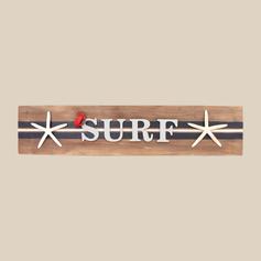 Cartel Mural Surf