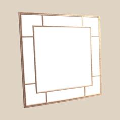 Espejo Art Bambú