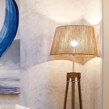 Lámpara de pie Remos