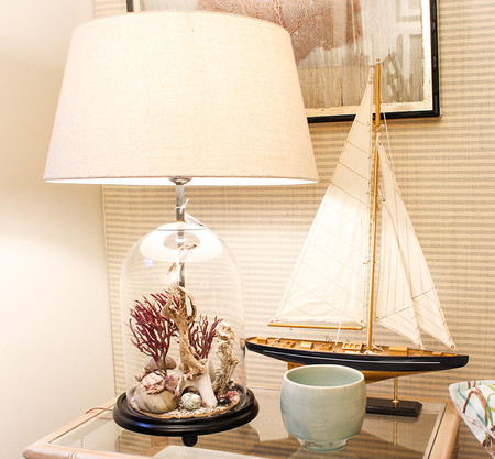 Lámpara de sobremesa Fanal Marino