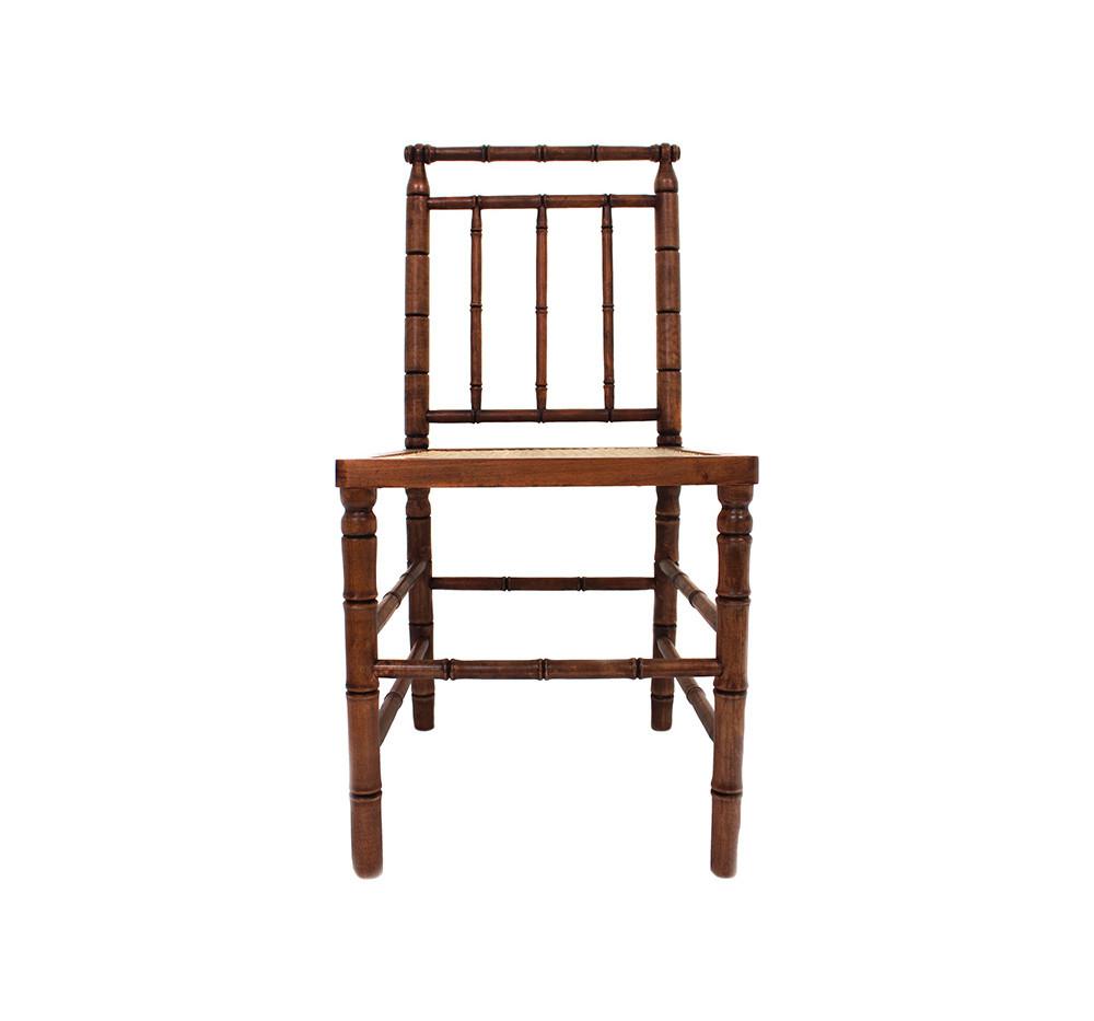 Silla Art-Bambú Simple
