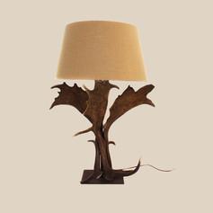 Lámpara sobremesa Ciervo Dama