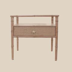 Velador Art Bambú Simple