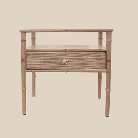 Velador Art-Bambú Simple