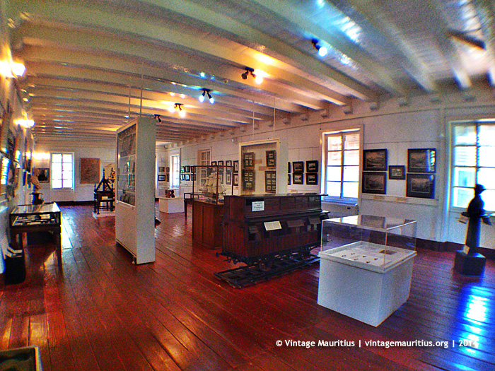 Mahebourg-Naval-Museum-Yard-Chateau-Robillard-First-Floor