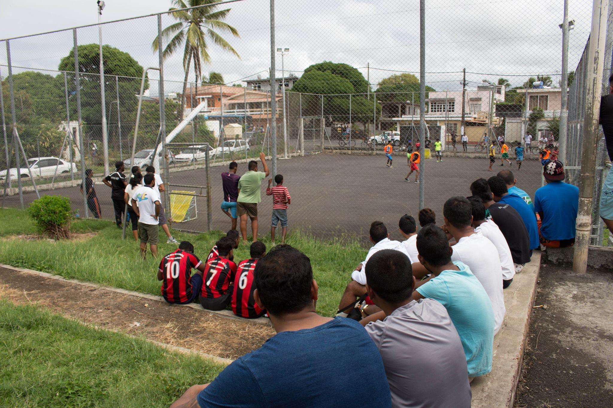 Street & Basket Tournament