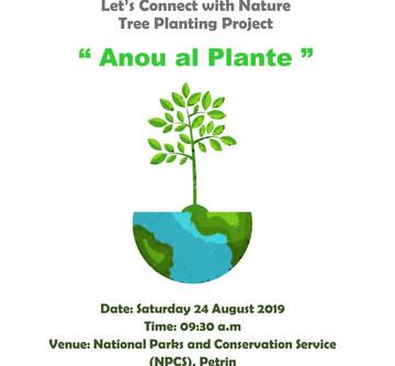 Projet National: Anou al Plante