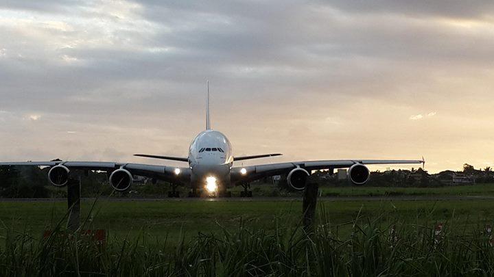 Landing and Takeoff Sightseeing