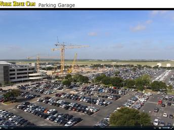 AUS Parking Garage Update