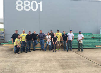MOYE CONSULTING WITH HABITAT FOR HUMANITY