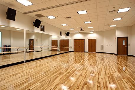 Burleson Recreation Center
