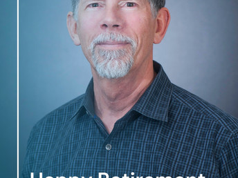 Happy Retirement Steve Kleiner