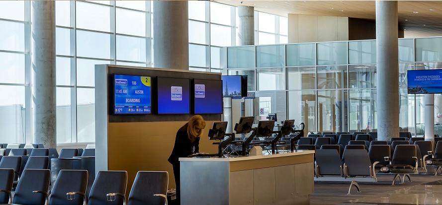 HOU West Concourse Expansion