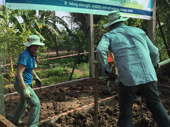 Habitat for Humanity Global Village, Vietnam
