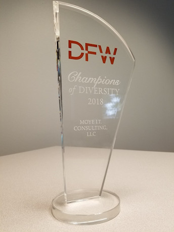 DFW Champions of Diversity