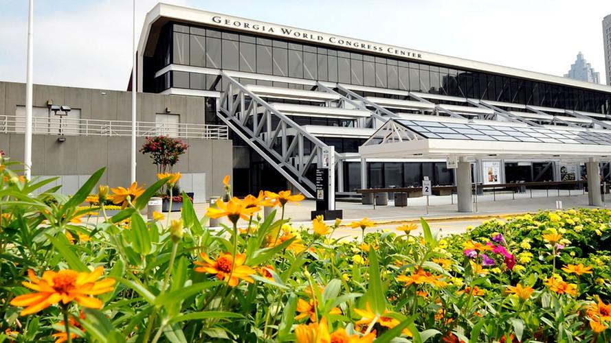 Georgia world Congress Center Expansion