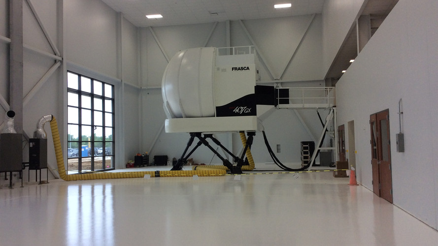 Bell Helicopter Training Facility