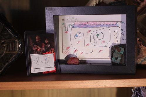 Jumbo Storyboard & Prop Shadowbox!