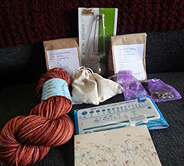 Crafting Firsts: Part 3 - Yarn Swap