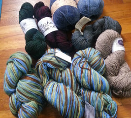 Crafting Firsts: Part 2 - Fibre Festival