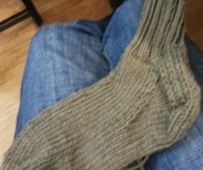 Crafting Firsts: Part 1 - Knitting Class