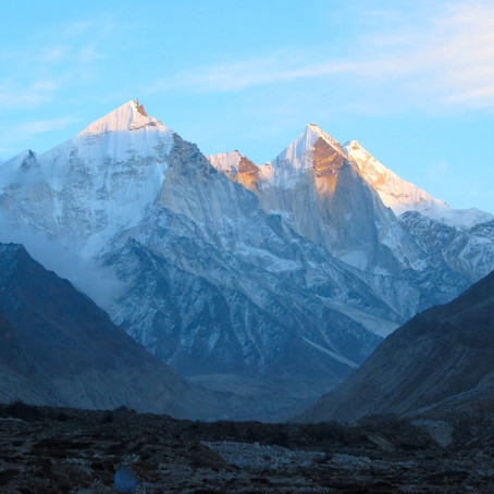 The Secrets of the Himalayas